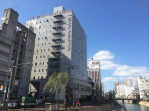 福岡中洲ワシントンプラザホテル